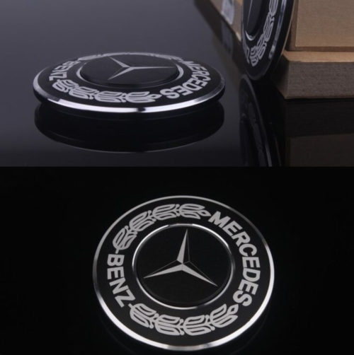 Mercedes Logo Fidget Spinner Palm Beach Classics