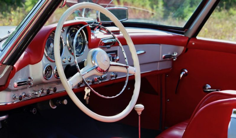 1956 MERCEDES 190SL full