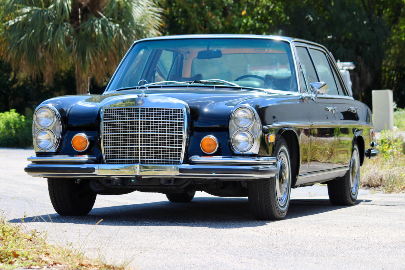 Palm Beach Classics Classic Cars Sales Restoration Parts More Fuse Box Diagram Mercedes W108 Excellence Authenticity Devotion