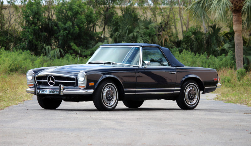 1969 MERCEDES 280SL full