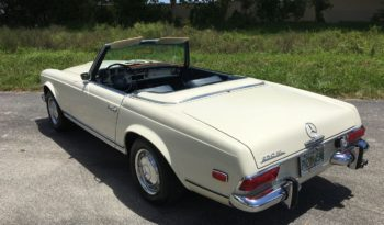 1968 MERCEDES 250 SL full