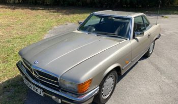 1987 MERCEDES 300SL full